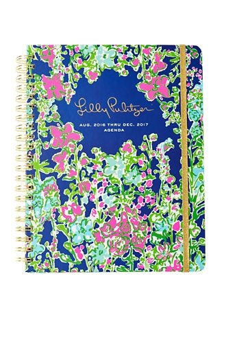 Lilly Pulitzer 2016-2017 Large Agenda - Southern Charm