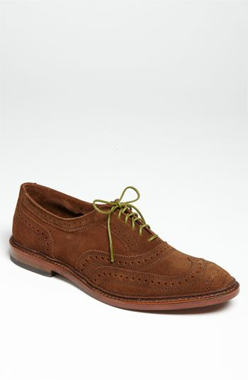 Totally cool man shoes.    Allen Edmonds 'Neumok' Oxford | Nordstrom