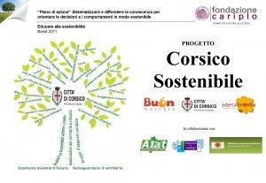 Corsico Sostenibile | Progetti  #corsico #sostenibile #buonMercato #filierelocali #cibosostenibile