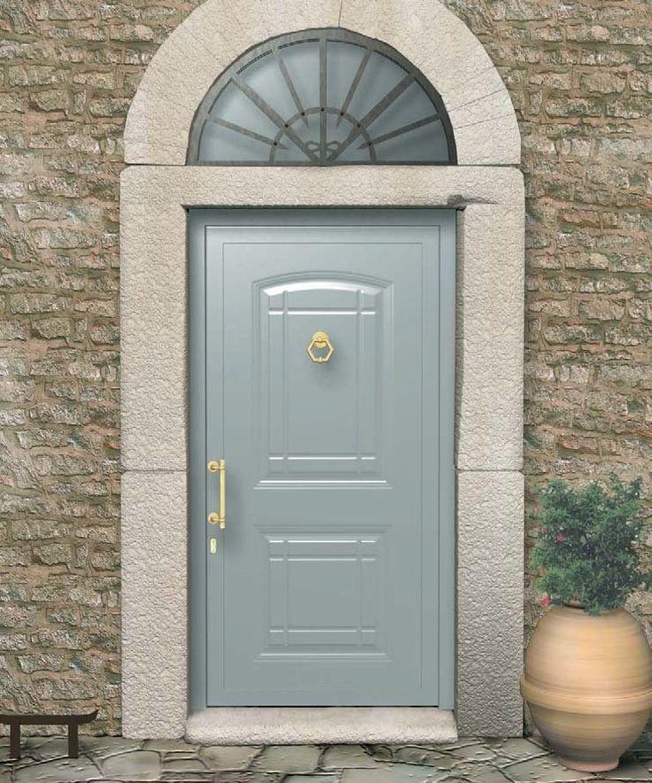 118 best images about puerta principal on pinterest for Puertas de entrada principal