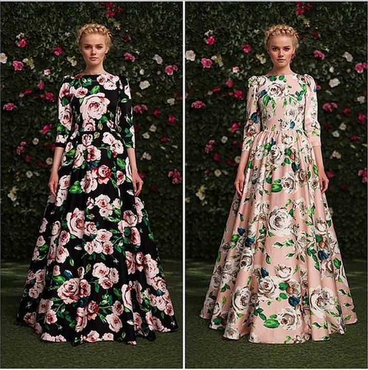 Купить товарПлатье винтажный зима, женщин сексуальный клуб цветок принт Vestidos элегантный длинная макси пляж платье x0473 в категории Платьяна AliExpress.        Женские зимние Vestidos с длинным рукавом элегантного плюс размер старинные цветок печать долго макси-платье пляж