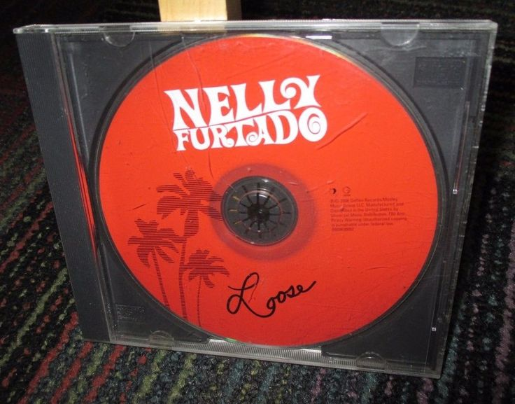NELLY FURTADO: LOOSE CD, GREAT MUSIC, GOOD CONDITION