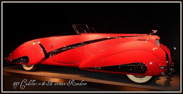 1937 Cadillac V-16 Hartman Roadster: 1937 Cadillac, Classic Cars, Cars Cadillac, Cadillac V16, V 16 Hartman, Cadillac V 16, V16 Hartman, Hartman Roadster, Cars Trucks Motorcycles Toys