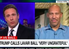 LaVar Ball Says He'd Probably Thank China's President Over Donald Trump