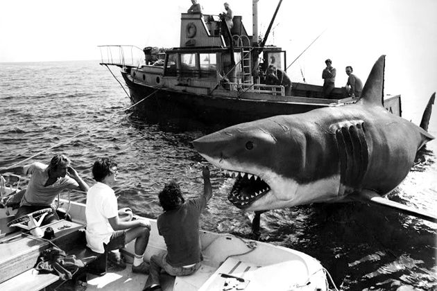 "Jaws: The Oral History (aka ""I think we're gonna need a bigger boat ..."")"