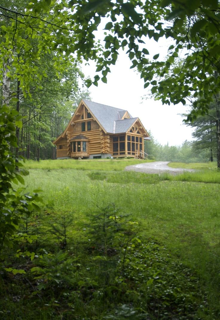 Beaver Creek Log Homes