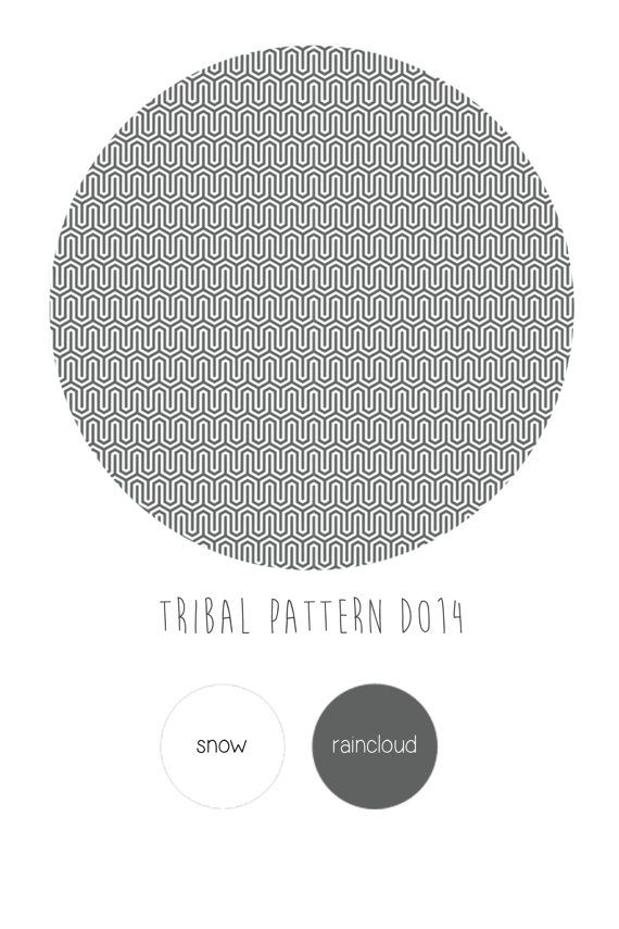 Self Adhesive Tribal Pattern Removable Wallpaper D014 by Livettes