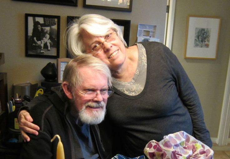 Hallucinations and delusions are hallmark symptoms of Parkinson's disease psychosis (PDP) Diane found out when they affected her husband, Jay.