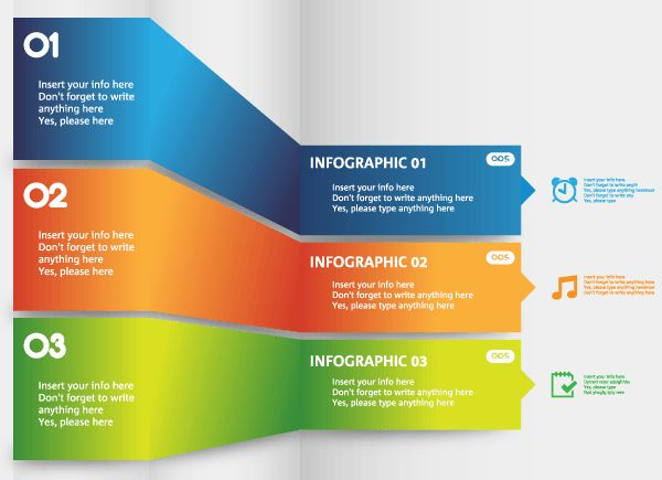 roadmap infographic template - Google Search | 3-D Infographics ...