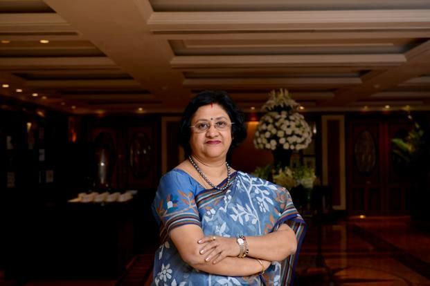 Arundhati Bhattacharya, chairman of SBI, on  financial independence of women, her investment ideas and more