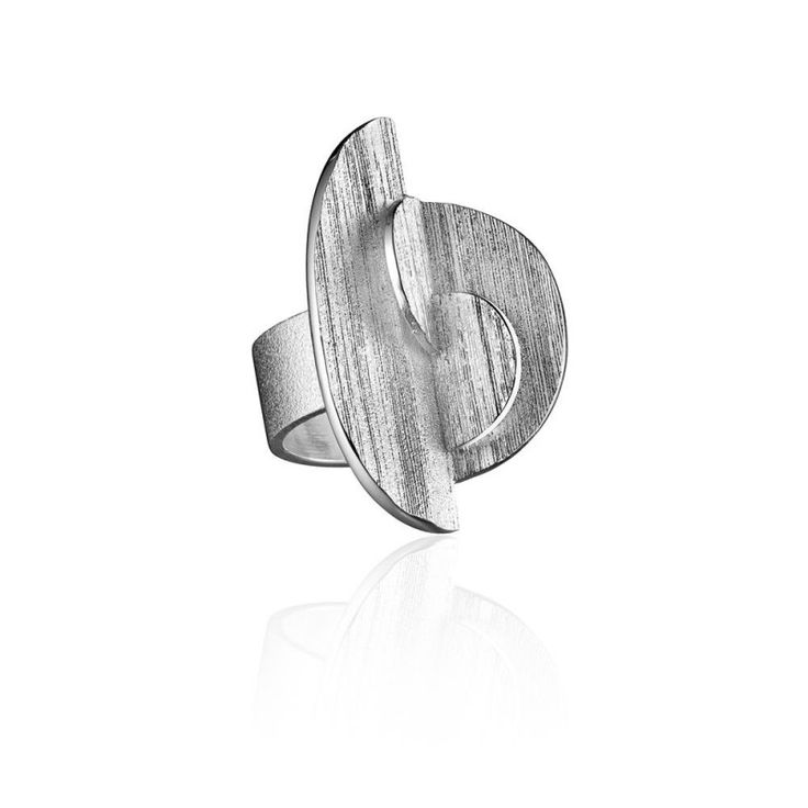 Cones Ring - Lapponia #lapponia #style #brand #jewellery #cambridge #silver #ring #rings  #unusual #conering #silver