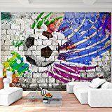 Wandtapete RUNA ART Papier peint photo non tissé, 352x 250cm Décoration murale XXL football: L'article Wandtapete RUNA ART Papier peint…