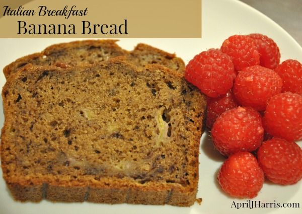 This delicious espresso-spiked Banana Bread is a real grown-up treat, perfect for breakfast or with a cup of coffee anytime.