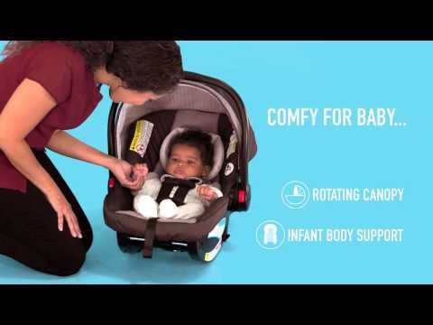 9 best Graco Rear-Facing Infant Car Seats images on Pinterest | Baby ...