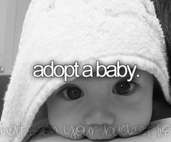adopt a baby from africa :) Someday hopefully more than one @Beth Menhusen: Bucketlist, Life, Search, African American Babies, Things, Baby, Ambitions Goals, Bucket Lists