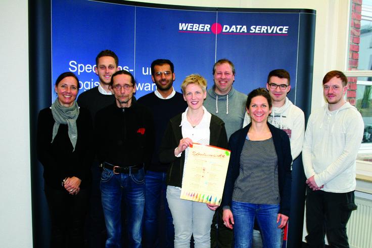 Weber Data Service: Weihnachtsspende für Kinder in Armut - http://www.logistik-express.com/weber-data-service-weihnachtsspende-fuer-kinder-in-armut/