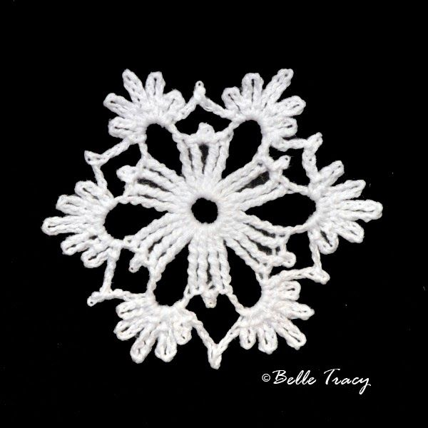 Knit Snowflake Ornament Pattern : 751 best images about Knit.Crochet - Christmas and ...