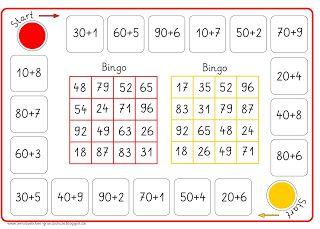 Lernstübchen: zwei weitere Bingospiele