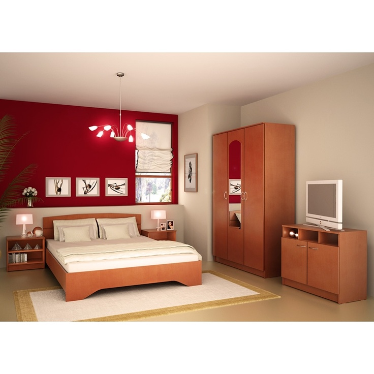 Dormitor ANDREEA 140cm