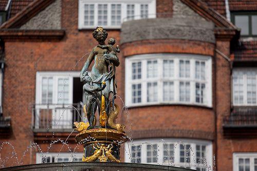 Caritas Fountain