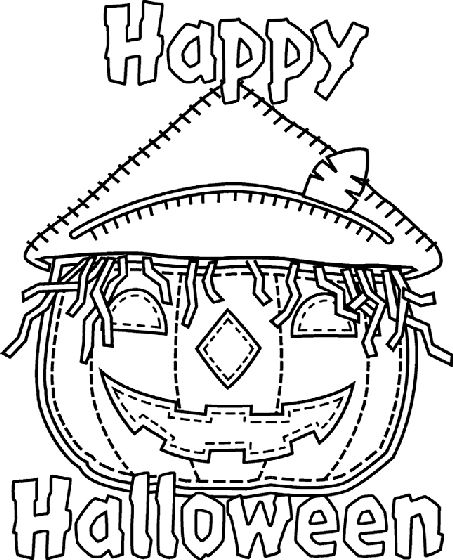 Free Halloween Printable Coloring Pages From Crayola