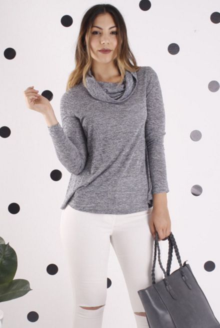 AJOY HAVEN TOP  $39  wink collection - Knitwear at winkcollection.com.au