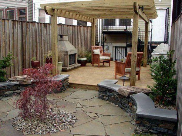terrasse selber bauen pergola holzveranda terrassendielen verlegen