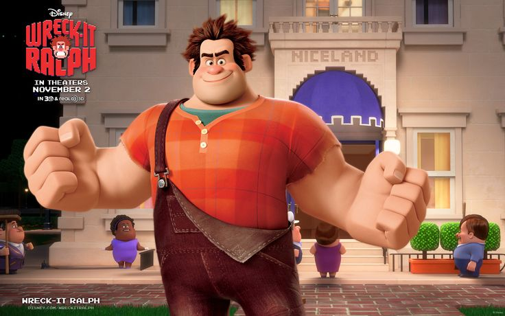 Wreck-It Ralph - so awesome!