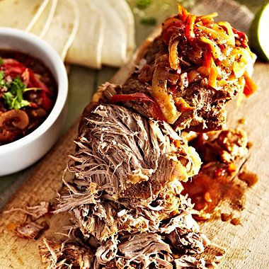 Mexican Pull-Apart Pork recipe - From Lakeland