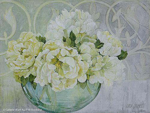 Linda Thompson, 'Unity', 9'' x 12'' | Galerie d'art - Au P'tit Bonheur - Art Gallery