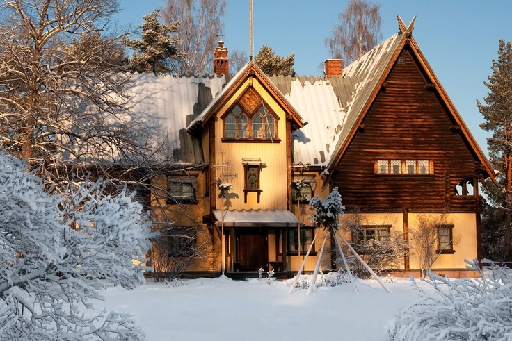 Konstnären Anders Zorns hem i Mora är värd en guidad tur. #siljansguiden #siljansbygden #siljan #dalarna #dalecarlia #sverige #sweden