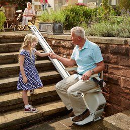 Acorn Stairlift Be the first to review this item  | 11 answered questions Available from these sellers. Acorn Stairlift Used & new (3) from $2,500.00 + $181.99 shipping