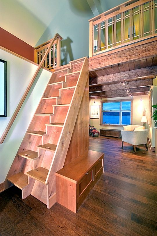 11 best images about alternate tread stairs on pinterest. Black Bedroom Furniture Sets. Home Design Ideas