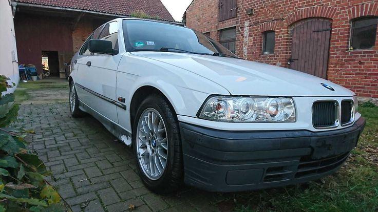 BMW 318i  E36 LPG BRC-Gasanlage Automatik M-Ausstattung Klima   Check more at https://0nlineshop.de/bmw-318i-e36-lpg-brc-gasanlage-automatik-m-ausstattung-klima/