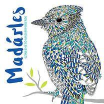 Madárles - Színezhető madárportrék