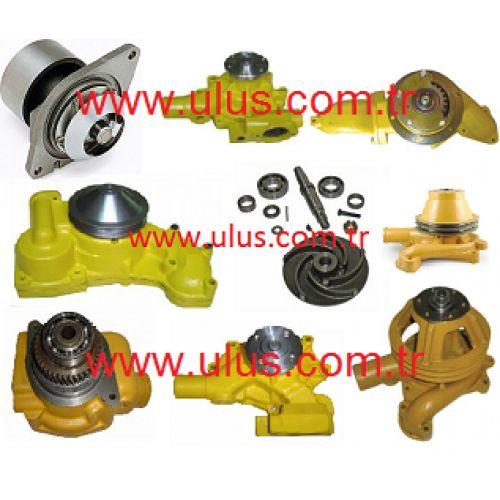 Hino motor devirdaim su pompası, H06C, H07C, JO08 hino motor parçaları