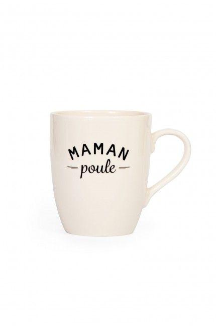 Tasse Maman Poule - Edition limitée EMOI EMOI - Photo