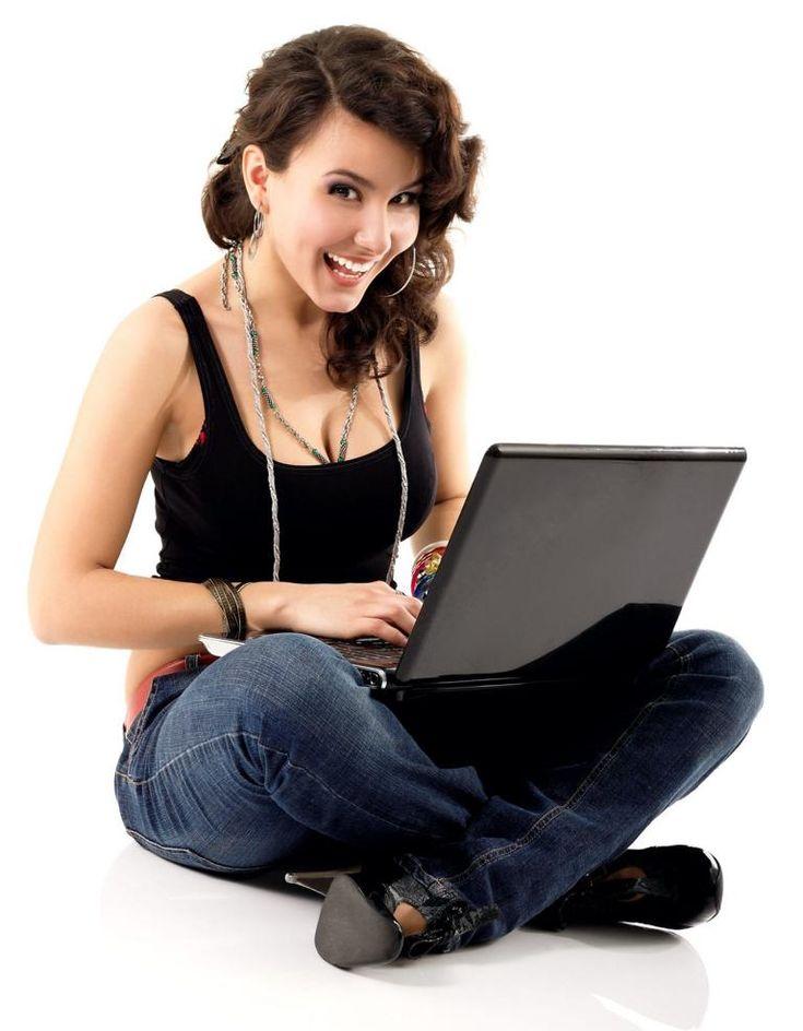 Bewerbung als Webcam-Girl fuer Webcam-Job