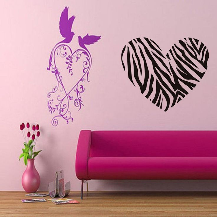 Zebra Print Wall Decor-Easy and Stylish Decor Ideas at  http://diyhomedecorguide