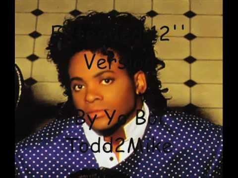 Jesse Johnson - Free World Extended 12'' Version unreleased on LP - YouTube
