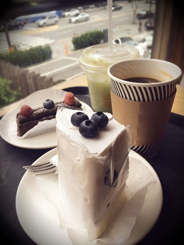 CT bakery- cake coffee!! Good!!