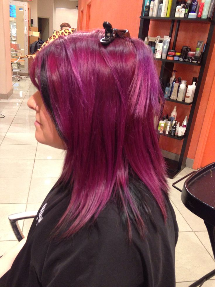 470 best images about hair on pinterest shorts violets and my hair - Pravana Wild Orchid Hair Color