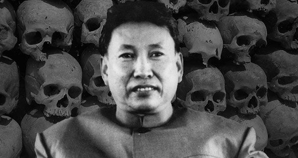 Why The World Should Not Forget About Pol Pot, The Brutal Cambodian Dictator - http://all-that-is-interesting.com/khmer-rouge-pol-pot?utm_source=Pinterest&utm_medium=social&utm_campaign=twitter_snap