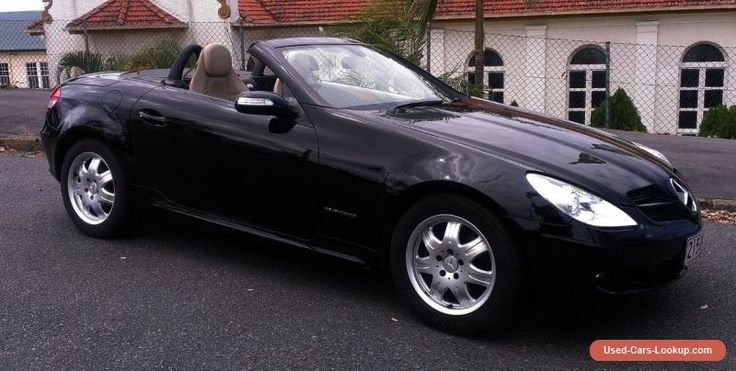 Mercedes Benz SLK 200 #mercedesbenz #slkclass #forsale #australia