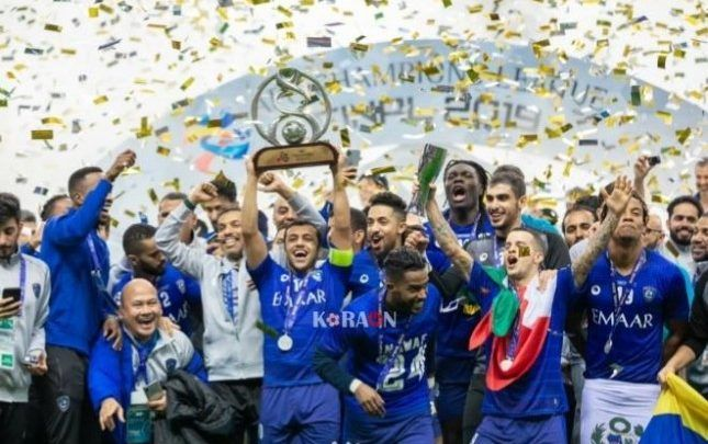 الهلال بطل آسيا بعد سحقه الفريق الياباني في دياره ووسط جمهوره Afc Champions League Champions League League
