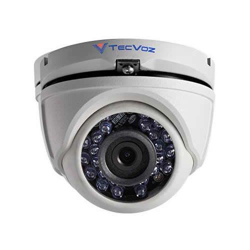 CFTV é Shop do CFTV! Distribuidora Segurança Eletronica SP e Distribuidor CFTV | Câmera Dome Infra Red THK-ADM28 TecVoz | CFTV Shop Distribuidora Segurança Eletrônica e Distribuidora de Equipamentos para Segurança Eletrônica SP