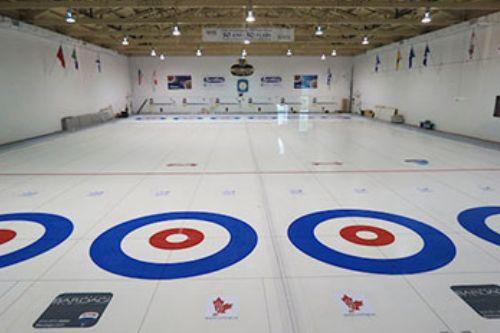 Club de Curling Ville de Mont-Royal - Location des glaces