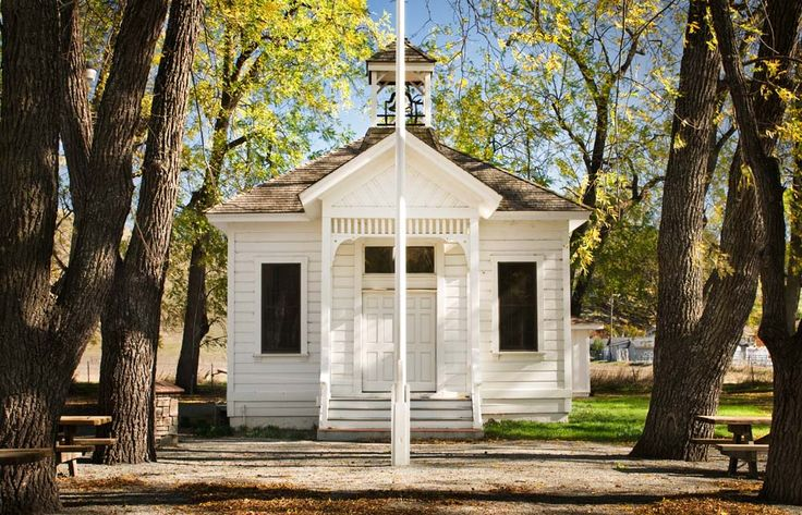 one room school house | built in 1889 the one room ... Old One Room School Building