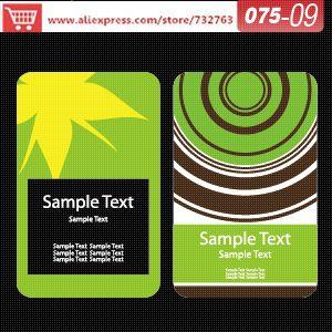0075-09 шаблон визитной карточки для печать пользовательские визитные карточки печать брошюры визитные карточки для студентов