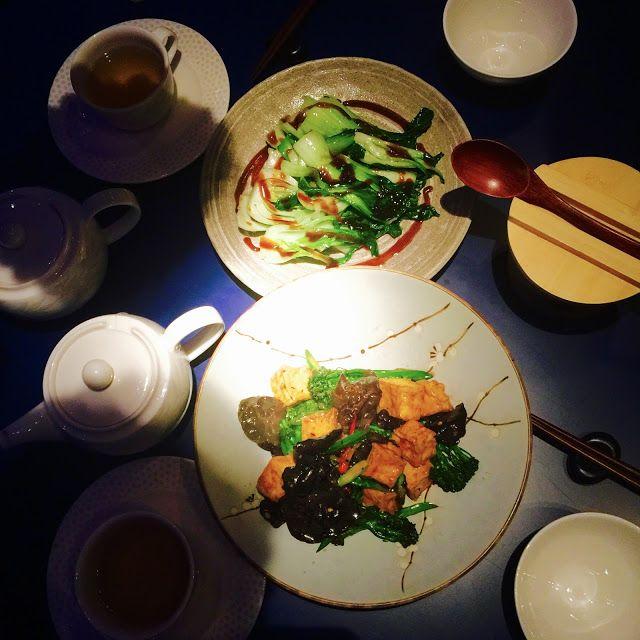 FOOD | LIFE | & em: EATING OUT: Yu Alderley Edge